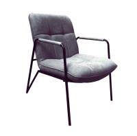Nox armchair Graphite MySons